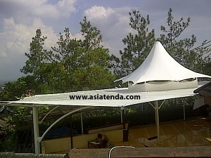 Tenda Membrane Anti Jamur