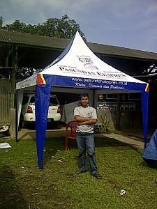 tenda promosi pasundan ekspres