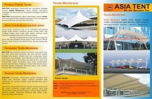 brosur tenda membrane III