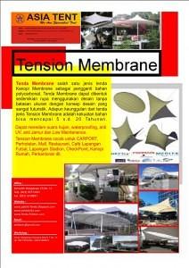 brosur tenda membrane