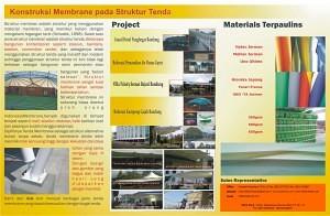 brosur tenda membrane IV