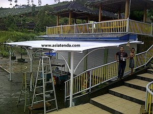 tenda membran canopy I