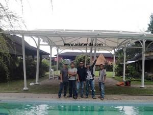 tenda membran canopy II