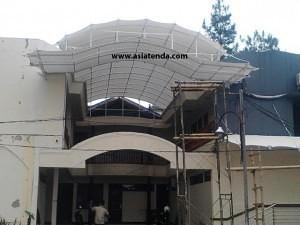 tenda membran canopy V