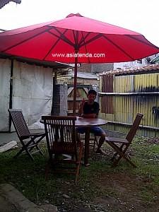 tenda parasol payung