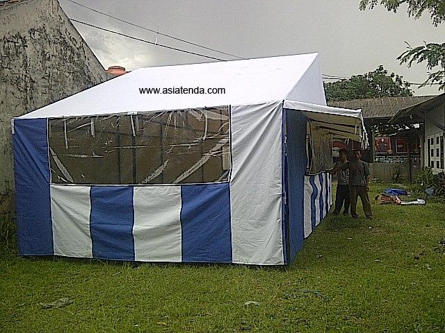 tenda pos polisi