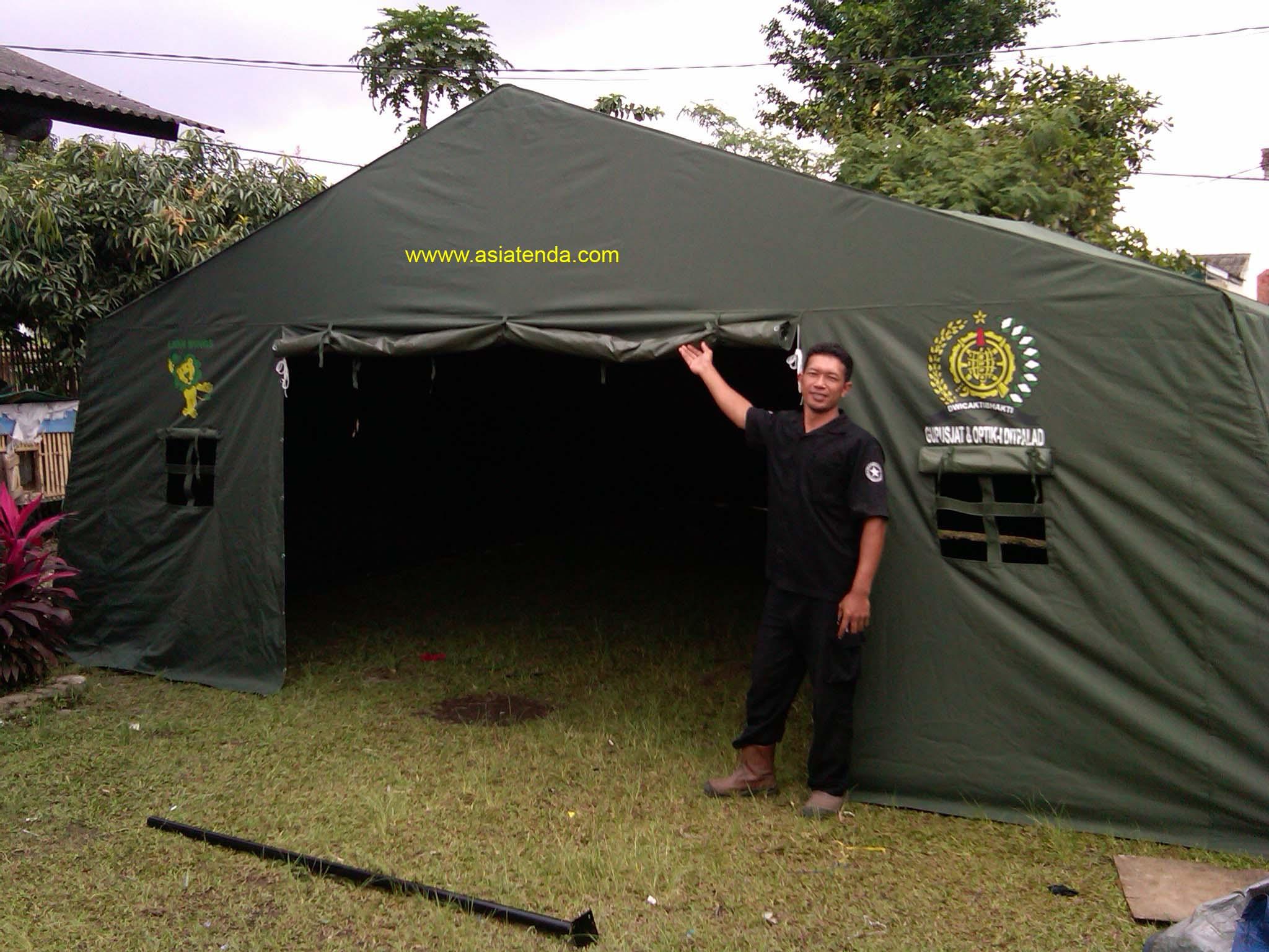 tenda posko II