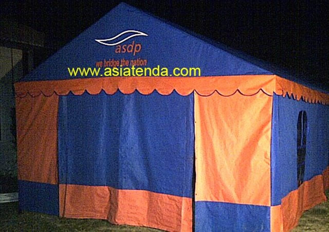portofolio tenda posko 1