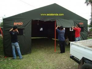 tenda posko IV