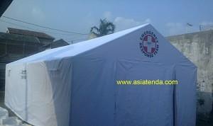 tenda posko VI