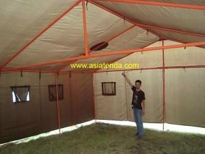 tenda posko VII