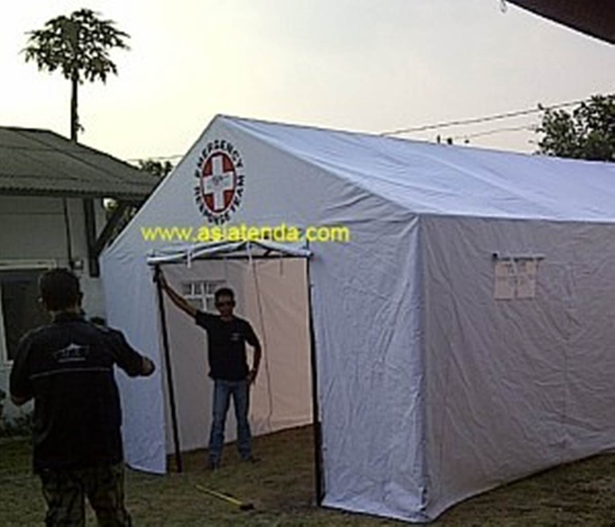 portofolio tenda posko 2
