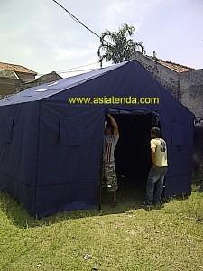 tenda regu II