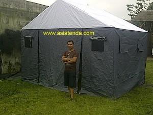 tenda regu III