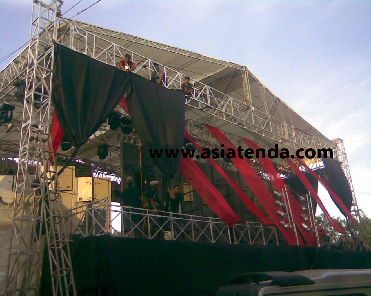 tenda rigging II amp