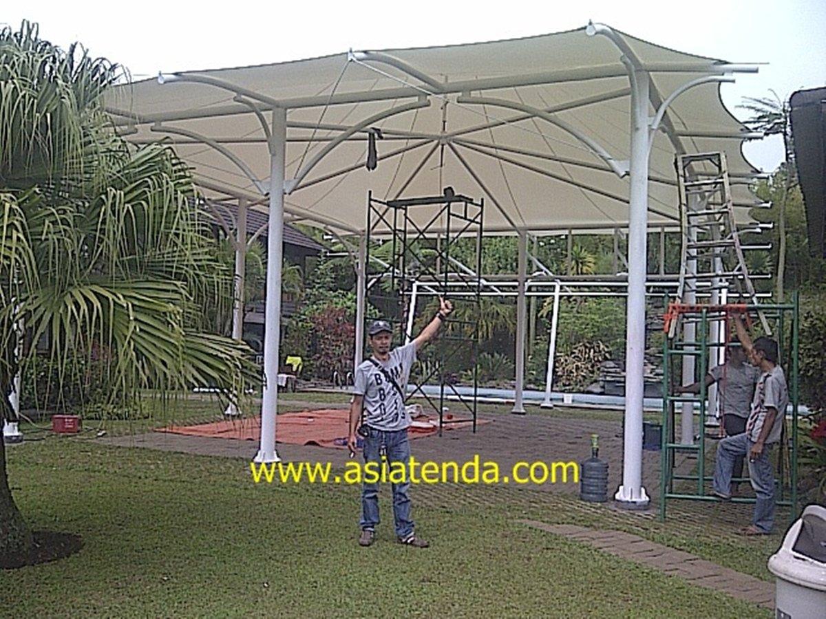 portofolio tenda membrane