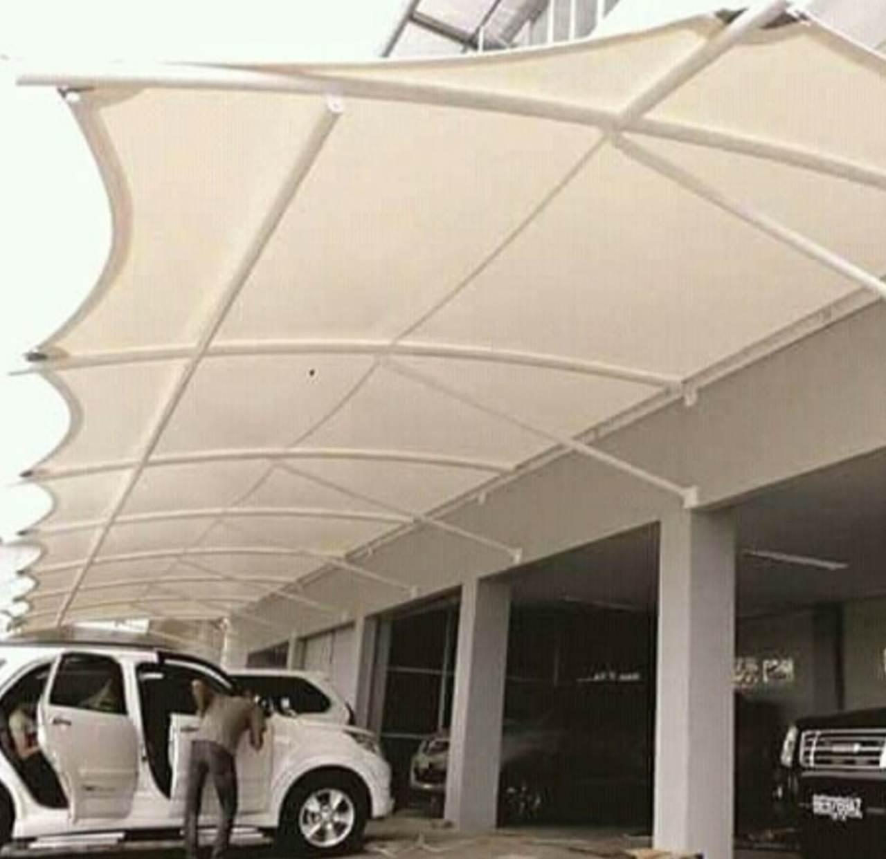 tenda membrane baru