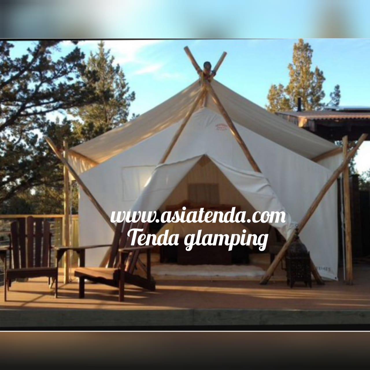 tenda glamping glamour 2