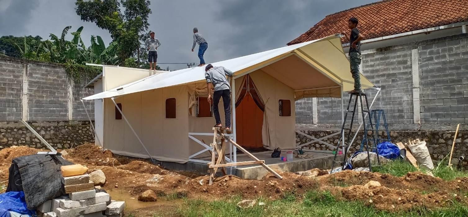 tenda glamping glamour 4