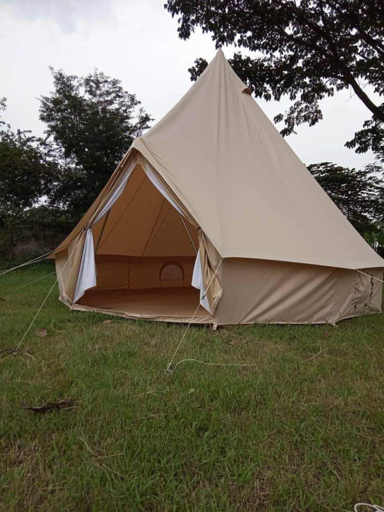 tenda glamping glamour 8