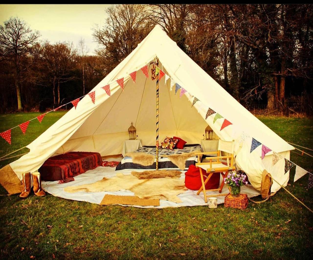 tenda glamping glamour 9