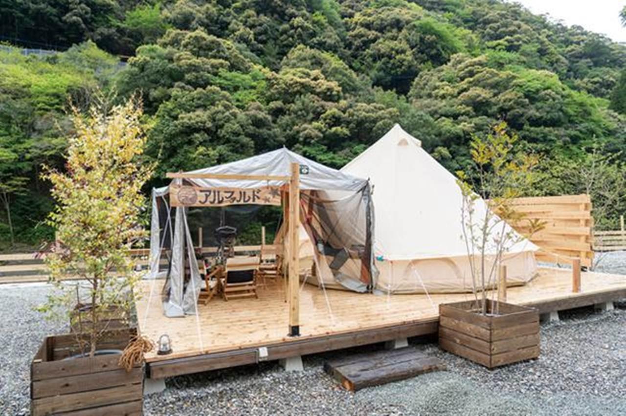 tenda glamping glamour 10