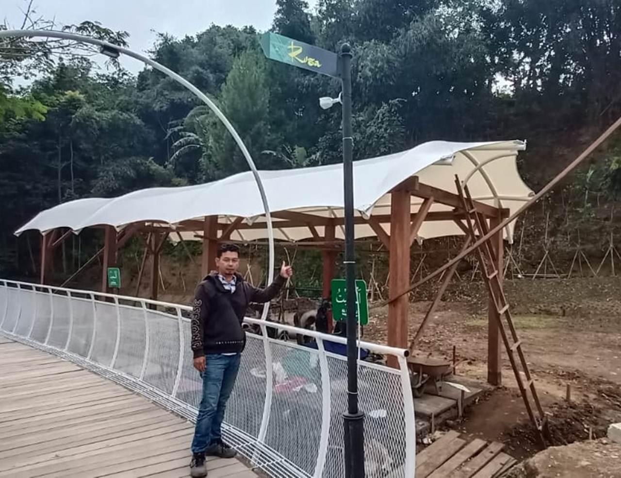 tenda membrane canopy edisi ke-1c